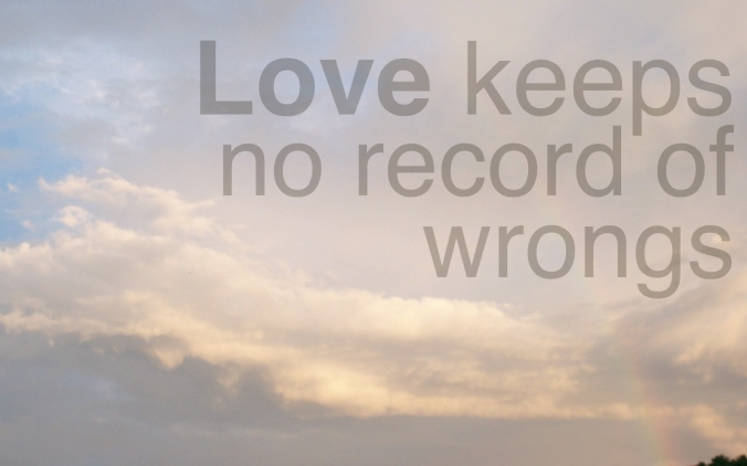 no record